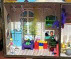 кукольный домик - комната 3