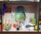 кукольный домик - комната 4