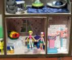 кукольный домик - комната 7